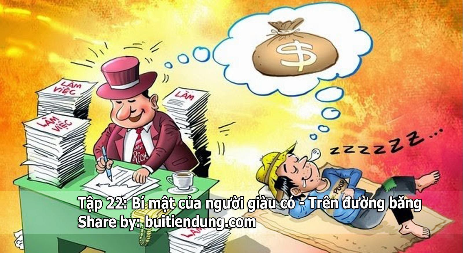 Tập 22: Bí mật của người giàu có – Trên đường băng