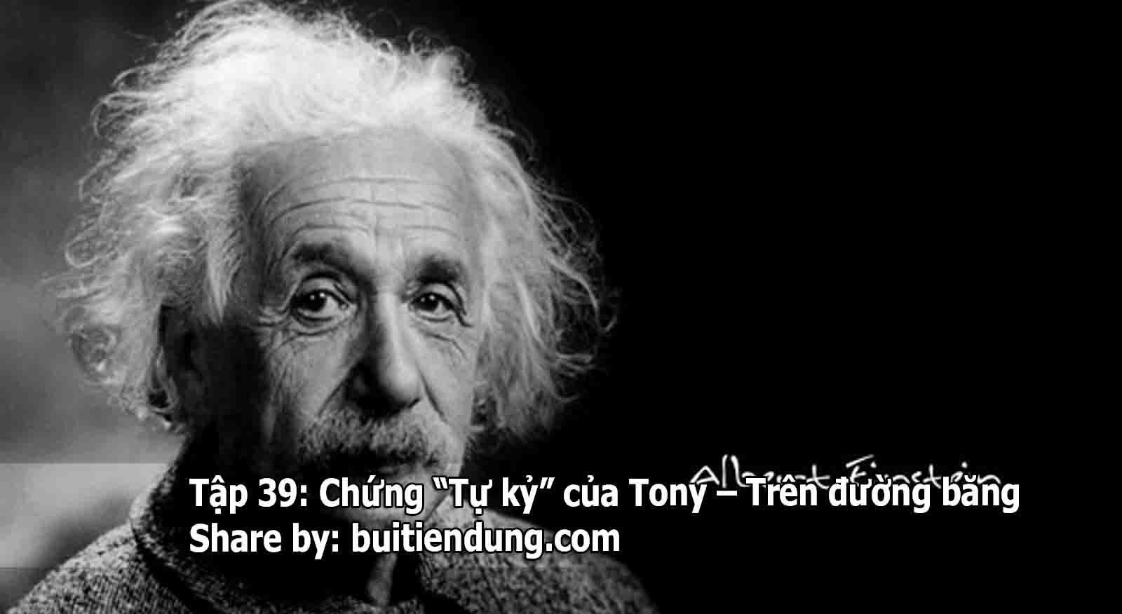 """Tập 39: Chứng """"Tự kỷ"""" của Tony – Trên đường băng"""