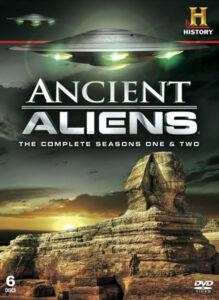 Ancient Aliens Dvd Boxset Cover