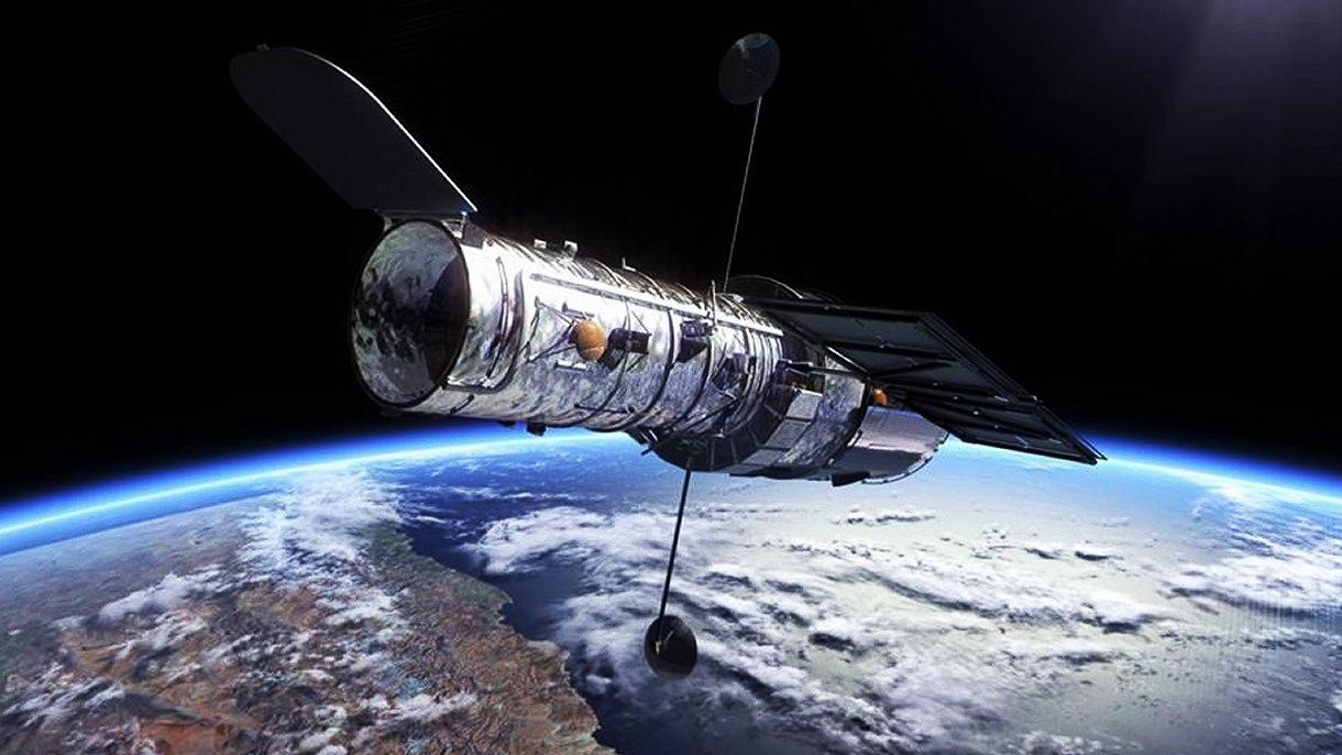 Bức ảnh chụp được Thiên quốc của NASA gây chấn động