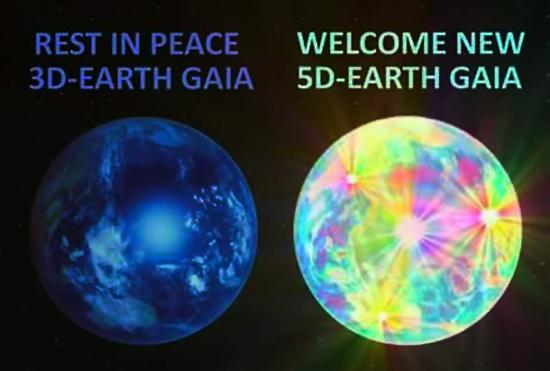 New 5d Gaia