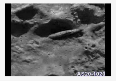 Apollo 20 Anomaly