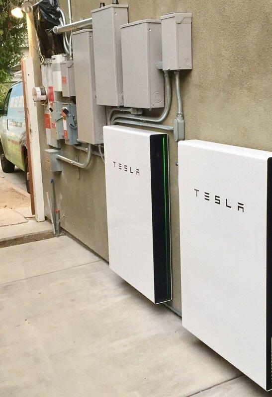 Tesla+powerwall+battery