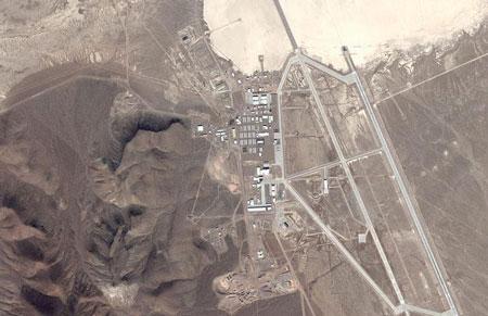Area 51 Khu Vuc Tuyet Mat Tai Nuoc My