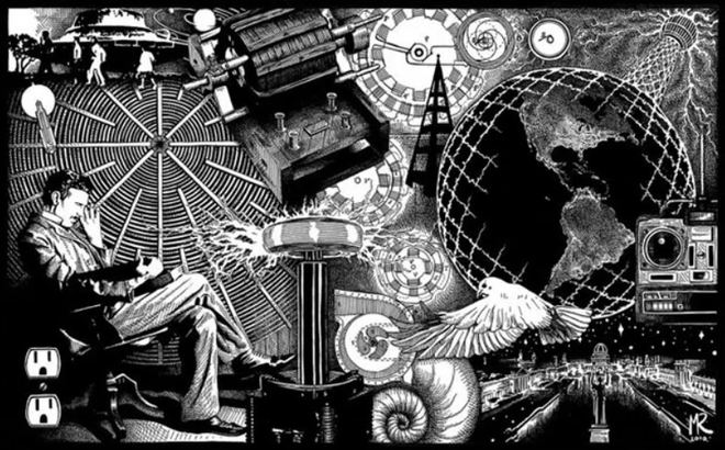 Con số 3, 6, 9 - Nỗi ám ảnh của Nikola Tesla và ứng dụng Luật hấp dẫn